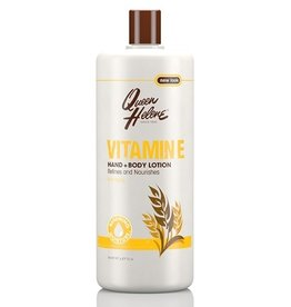 QUEEN HELENE Vitamin E Hand & Body Lotion 32 oz