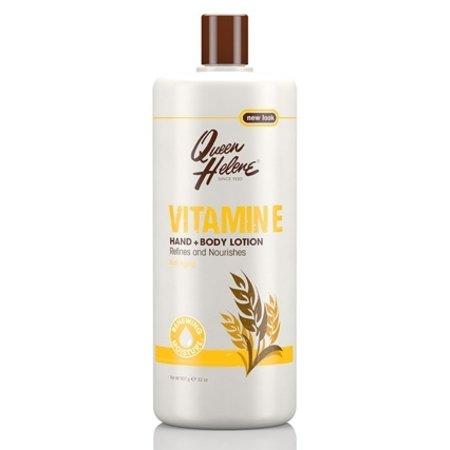 QUEEN HELENE Vitamin E Hand & Body Lotion 32 oz