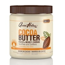 Cocoa Butter Face & Body Creme 15 oz