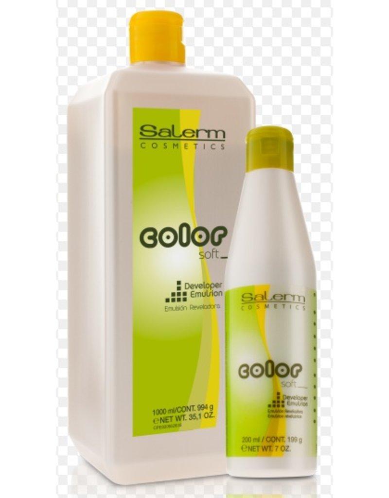 SALERM Color Soft Developer 200 ml
