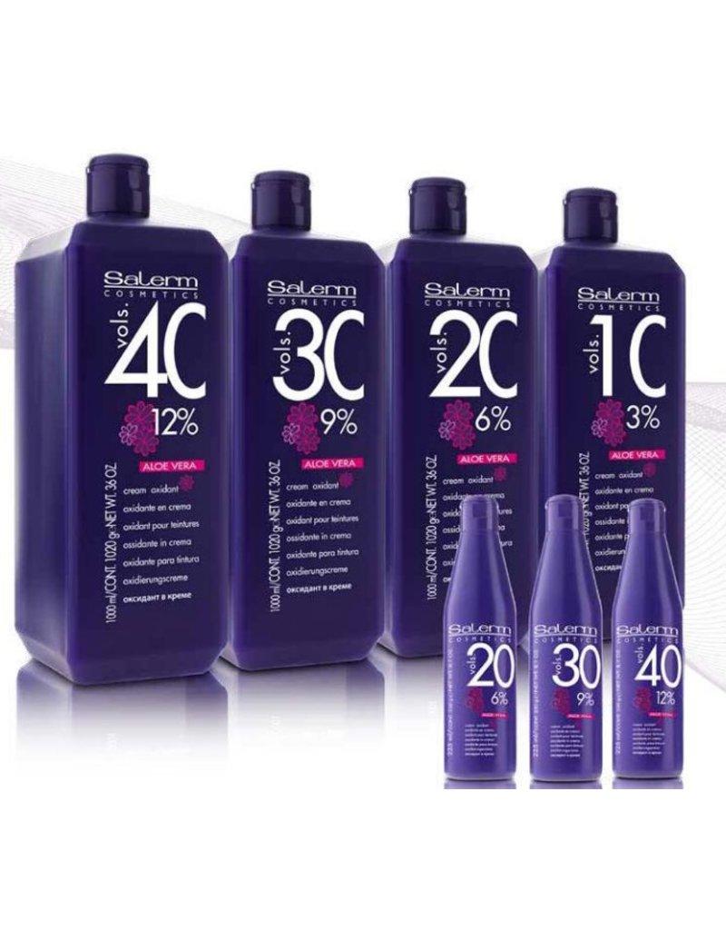 SALERM Cream Oxidant 9% - 1000 ml