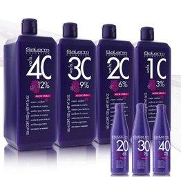 SALERM Cream Oxidant 9% - 225 ml