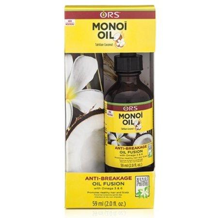 ORS MONOI OIL Anti-Breakage Oil Fusion 2 oz