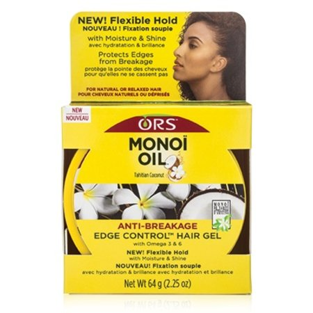 ORS MONOI OIL Edge Control Hair Gel 2.25 oz