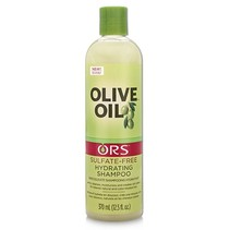 Olive Oil Sulfate-Free Hydrating Shampoo 12.5 oz