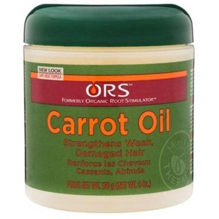 ORS Carrot Oil 8 oz
