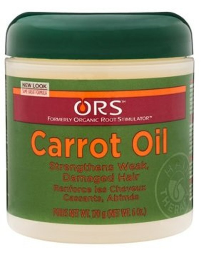 ORS Carrot Oil 8 oz