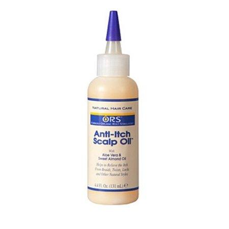 ORS Anti-Itch Scalp Oil 4 oz
