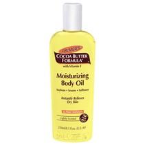 Cocoa Butter Formula Moisturizing Body Oil 8.5 oz