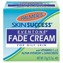 Skin Success Fade Cream for Oily Skin 2.7 oz