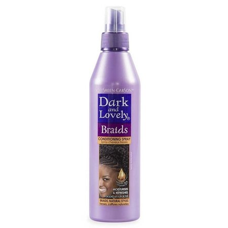 DARK & LOVELY Braids Conditioning Spray 250 ml.