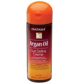 FANTASIA IC Argan Oil Curl Define Creme 6.2 oz