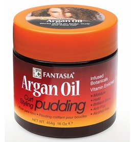 FANTASIA IC Argan Oil Curl Styling Pudding 16 oz