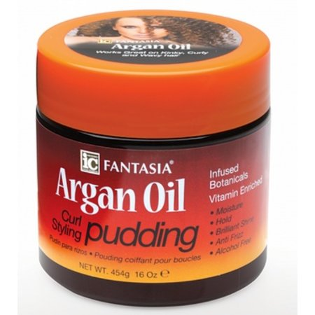 FANTASIA IC Argan Oil Curl Styling Pudding 16 oz