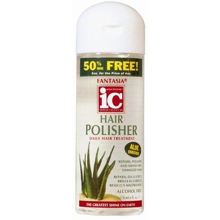 FANTASIA IC Hair Polisher Aloe Daily Hair Treatment 6 oz