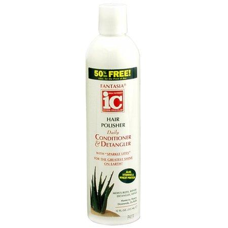 FANTASIA IC Hair Polisher Daily Conditioner & Detangler 12 oz