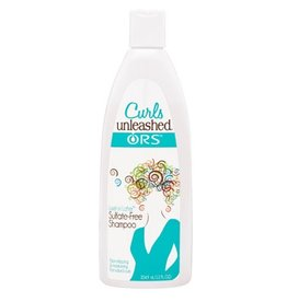 ORS CURLS UNLEASHED Sulfate-Free Shampoo 12 oz