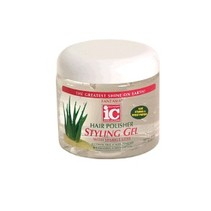 Hair Polisher Styling Gel Aloe 16 oz