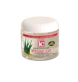 FANTASIA IC Hair Polisher Styling Gel Aloe 16 oz