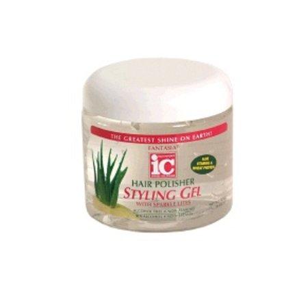FANTASIA IC Hair Polisher Styling Gel Aloe 16 oz