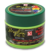 Brazilian Hair Oil Keratin Moisture Mask 8 oz
