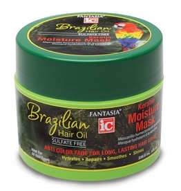 FANTASIA IC Brazilian Hair Oil Keratin Moisture Mask 8 oz