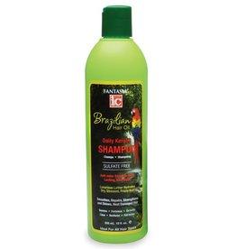 FANTASIA IC Brazilian Hair Oil Daily Keratin Shampoo 12 oz
