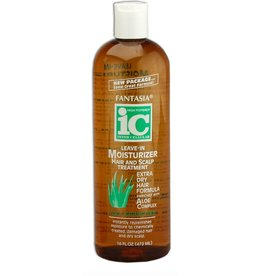 FANTASIA IC Leave-In Moisturizer Hair and Scalp Treatment 12 oz