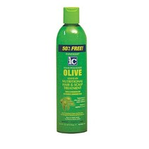 Hair Polisher Olive Leave-In Hair & Scalp Treatment 12 oz