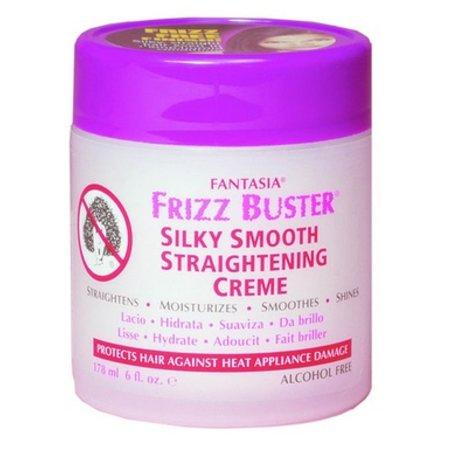 FANTASIA IC Frizz Buster Silky Smooth Straightening Creme 6 oz