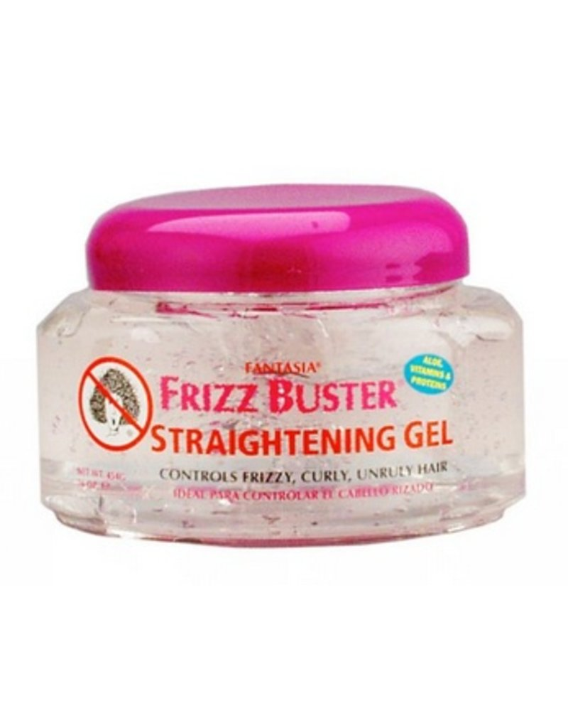 FANTASIA IC Frizz Buster Straightening Gel 16 oz