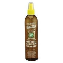 Braid Sheen Spray 12 oz