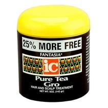 Pure Tea Gro Hair and Scalp Treatment 5 oz