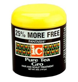 FANTASIA IC Pure Tea Gro Hair and Scalp Treatment 5 oz