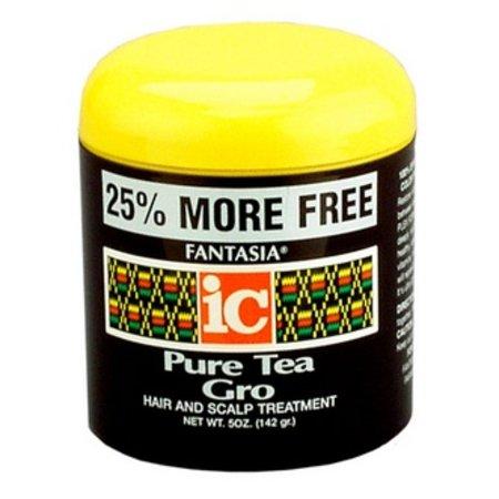 FANTASIA IC Pure Tea Gro Hair and Scalp Treatment 5 oz