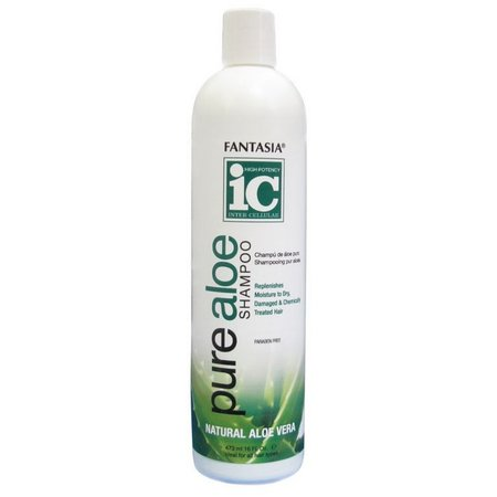 FANTASIA IC Pure Aloe Shampoo 16 oz