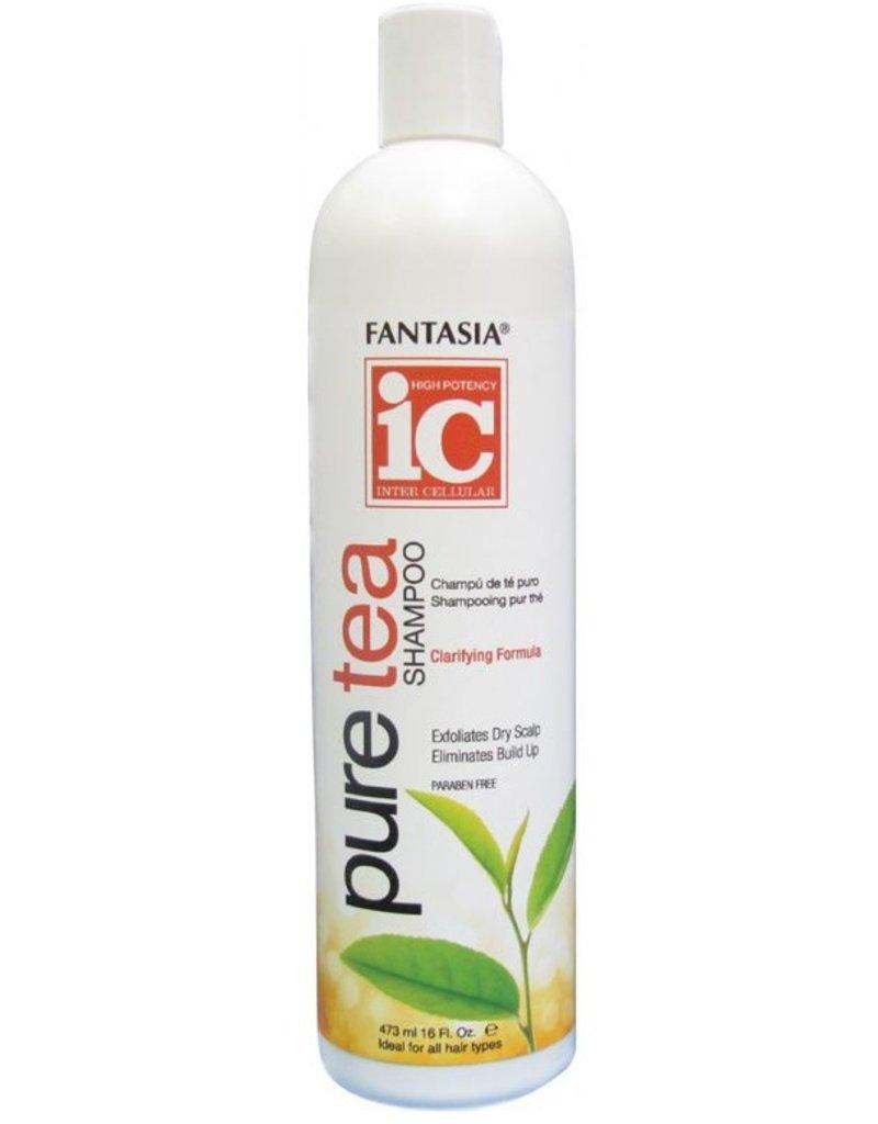 FANTASIA IC Pure Tea Clarifying Shampoo 16 oz