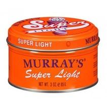 Super Light Pomade 3 oz