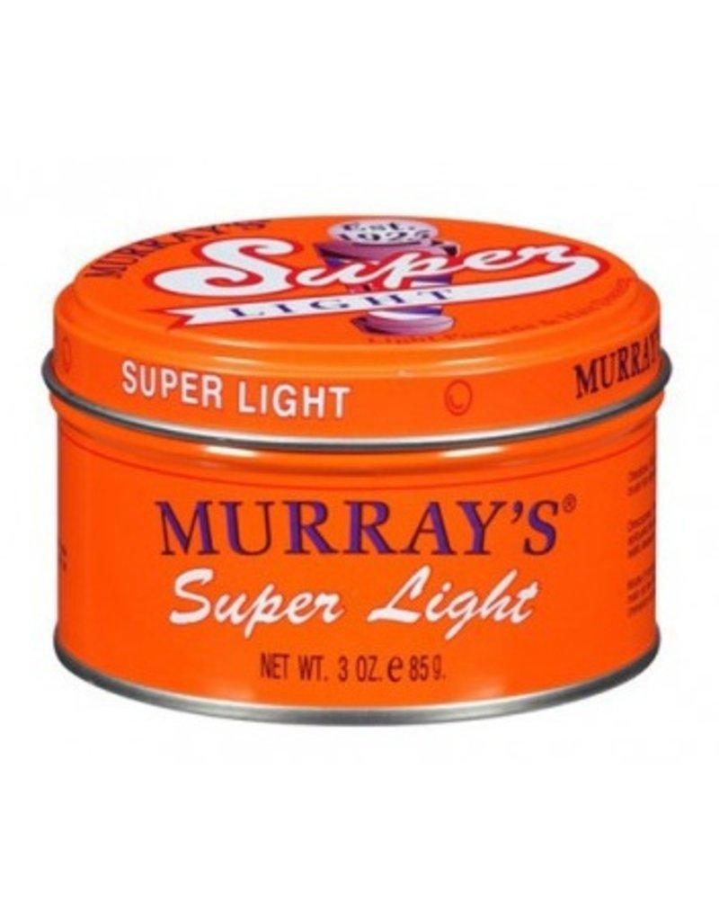 MURRAY'S Super Light Pomade 3 oz