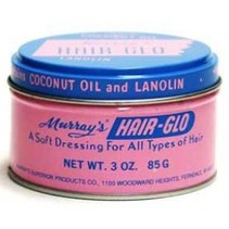Hair-Glo Pomade 3 oz