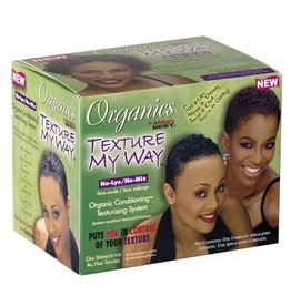 AFRICA'S BEST ORGANICS Texture My Way Kit