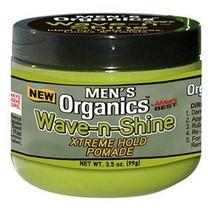 Wave-n-Shine Xtreme Hold Pomade 3.5 oz