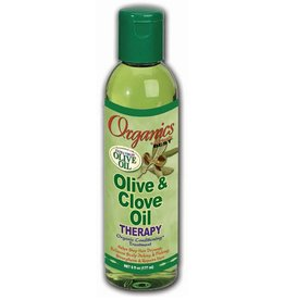 AFRICA'S BEST ORGANICS Olive & Clove Oil Therapy 6 oz