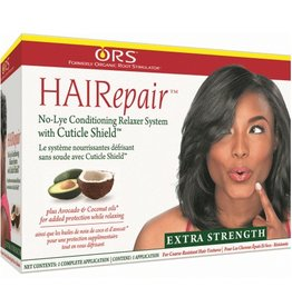 ORS HAIREPAIR No-Lye Conditioning Relaxer System - Extra Strength