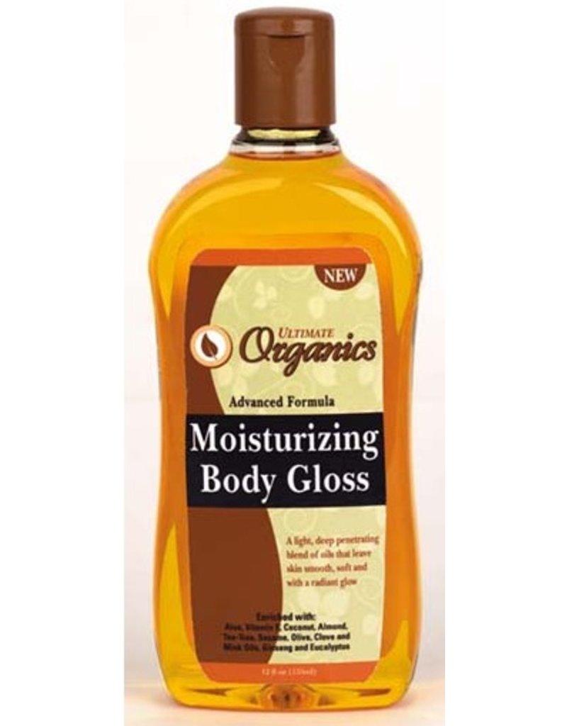 ULTIMATE ORGANICS Moisturizing Body Gloss 12 oz