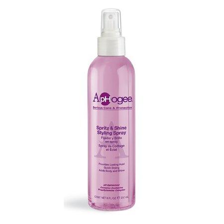 APHOGEE Spritz & Shine Styling Spray 236 ml.