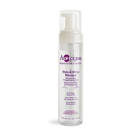 APHOGEE Style & Wrap Mousse 251 ml.