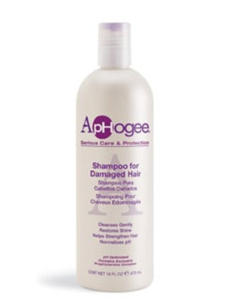 APHOGEE Shampoo for Damaged Hair 473 ml.