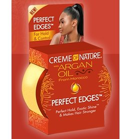 CREME OF NATURE - ARGAN OIL Perfect Edges 64 gr.
