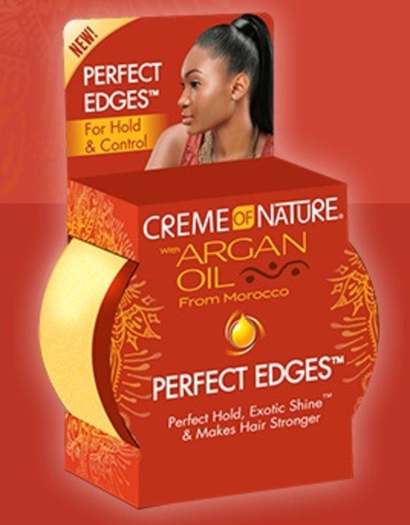 CREME OF NATURE - ARGAN OIL Perfect Edges 64 gr.
